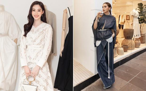 Đều là Hoa hậu Việt Nam mà xuất hiện chung một sự kiện mới thấy Thu Thảo - Kỳ Duyên khác nhau thế nào - Ảnh 6.