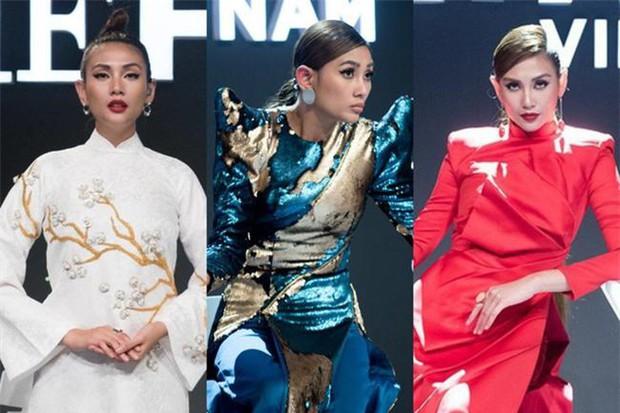 The Face Thailand: Maria chơi trội như Võ Hoàng Yến, mặc luôn trang phục truyền thống vào phòng loại - Ảnh 1.
