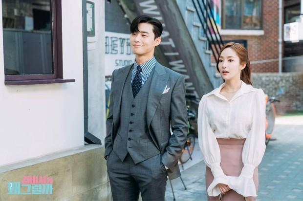 Chuyện khó tin: Fangirl Park Min Young sắp phá kỉ lục rating chạm đáy, hất cẳng luôn người anh Kim Jae Joong (JYJ)! - Ảnh 8.