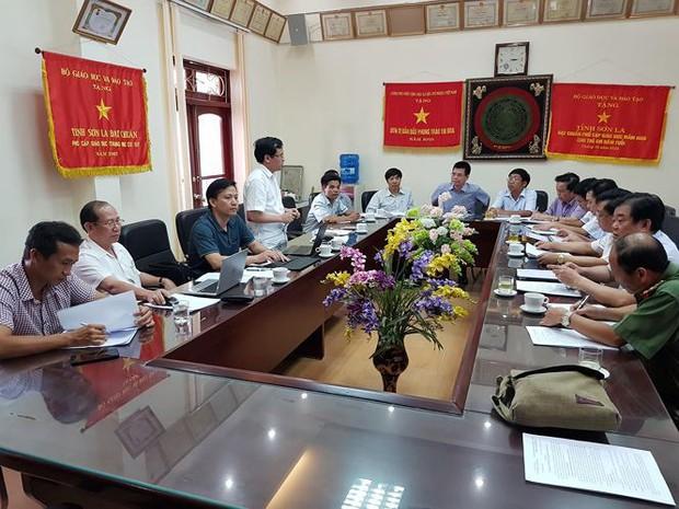 Nhiều thí sinh ở Sơn La trúng tuyển Học viện An ninh nhờ nâng điểm - Ảnh 1.