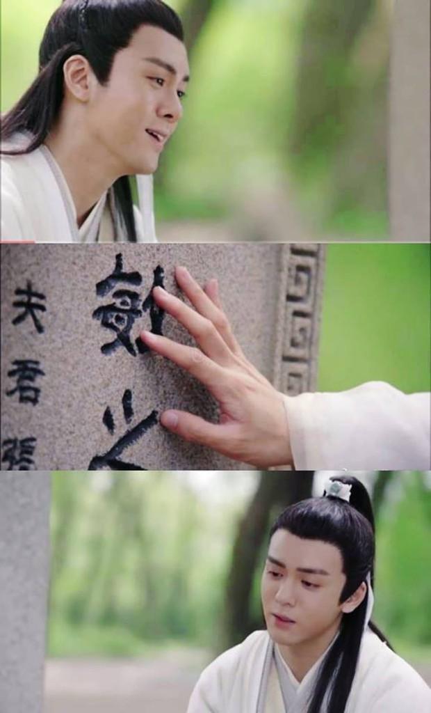 Nghiệp quật là có thật: Thấy Trương Vô Kỵ khóc lết bên mộ Triệu Mẫn, fan chỉ cười hả hê sung sướng - Ảnh 4.