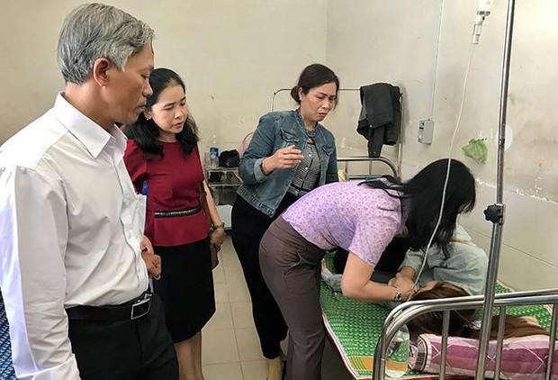 Làm rõ thông tin bị hiệu trưởng gây áp lực, cô giáo mầm non uống nước tẩy rửa tự tử - Ảnh 1.