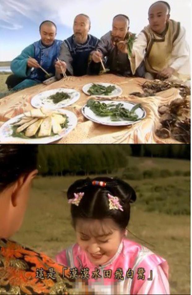 Phát hiện biên kịch Tân Bạch Nương Tử Truyền Kỳ là fan cuồng Hoàn Châu Cách Cách nhờ chi tiết này - Ảnh 6.
