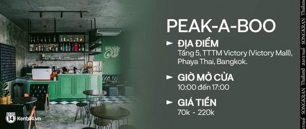 Loạt cà phê mới coong ở Bangkok mà hội đi té nước Songkran nhất định không thể bỏ qua trong dịp này! - Ảnh 24.