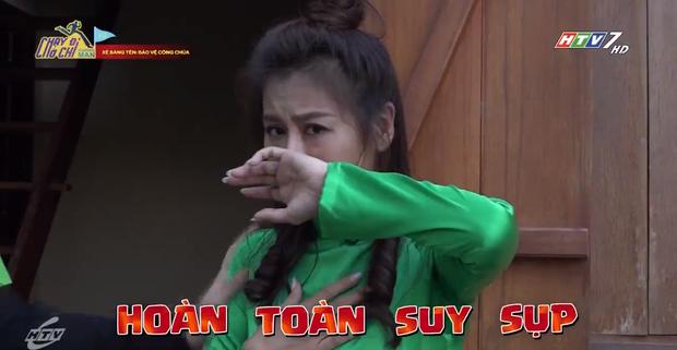 Running Man: Nam Thư suy sụp, khóc tức tưởi khi bị BB Trần phản bội - Ảnh 6.