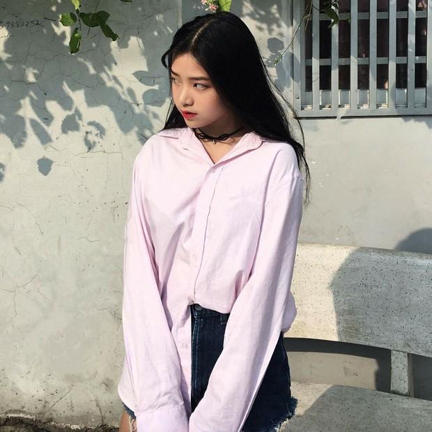 Nữ thần đồng phục trường Trần Phú (TP.HCM): Ngây thơ và cuốn hút chỉ cách nhau một tích tắc - Ảnh 11.
