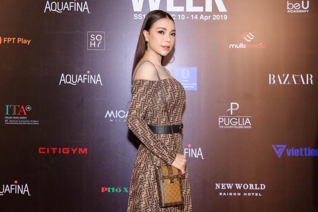 Cùng diện váy hiệu nhưng Jessica Jung và Mai Davika đều cá tính, đến Trà Ngọc Hằng thì sao? - Ảnh 2.