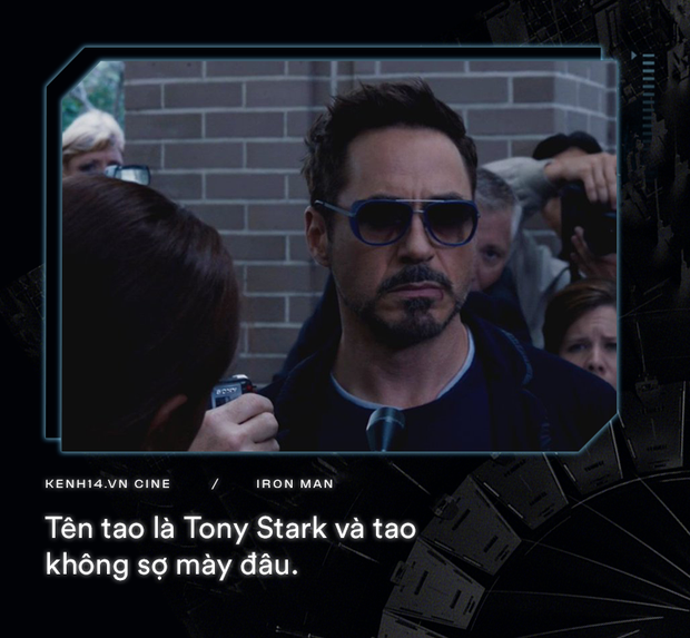 Hơn cả thập kỉ mặc giáp, gia tài của Iron Man là 9 câu thoại cực chất! - Ảnh 5.