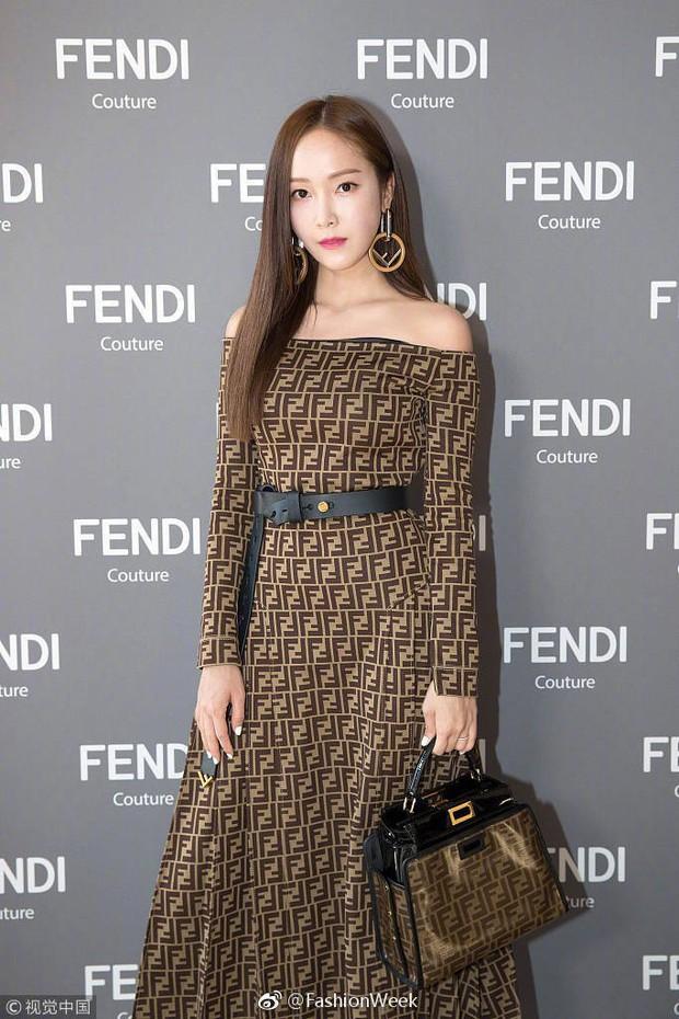 Cùng diện váy hiệu nhưng Jessica Jung và Mai Davika đều cá tính, đến Trà Ngọc Hằng thì sao? - Ảnh 4.