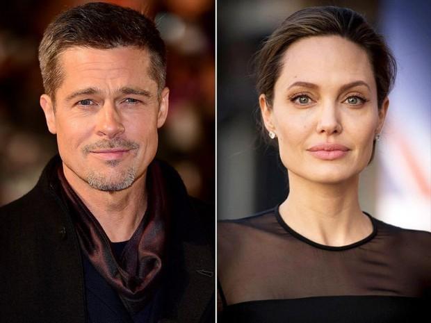 Sau tất cả, cặp đôi quyền lực nhất Hollywood Brad Pitt - Angelina Jolie chính thức ly hôn, nhưng còn quyền nuôi con? - Ảnh 1.