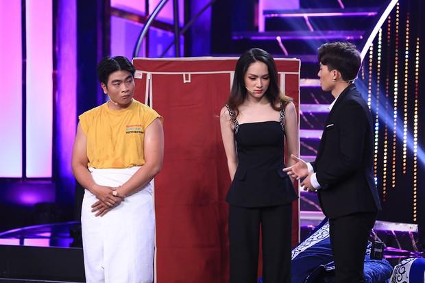 Lâm Vỹ Dạ xin lỗi chồng, Hương Giang che mắt trước màn vén áo khoe cơ bụng của dàn mỹ nam - Ảnh 5.