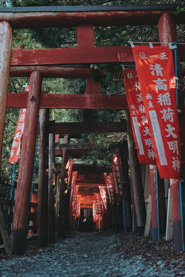 Khám phá Nghĩa trang Okunoin: Nơi được mệnh danh thánh địa thiêng liêng nhất Nhật Bản, có 5000 chiếc lồng đèn không bao giờ tắt - Ảnh 14.
