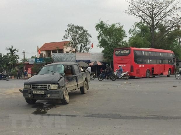 Hai ngày nghỉ lễ Giỗ Tổ, 41 người chết vì tai nạn giao thông - Ảnh 1.
