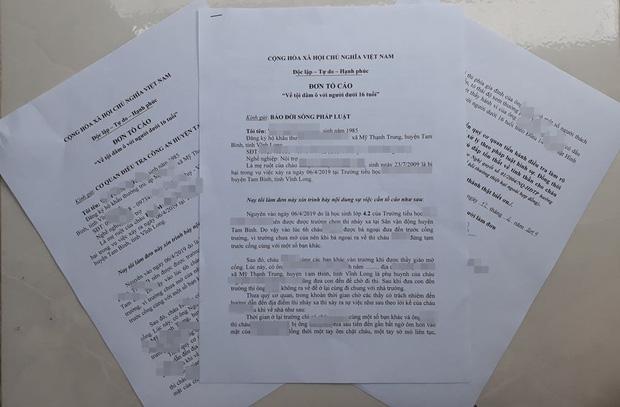 Điều tra vụ người đàn ông bị tố có hành vi sàm sỡ với nữ sinh lớp 4 - Ảnh 1.