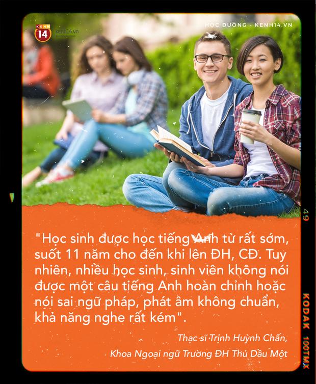Chuyện học dốt Tiếng Anh đáng buồn của nhiều người trẻ: Hỏi How are you? là tự động tuôn ra: Im fine. Thank you. And you? - Ảnh 2.