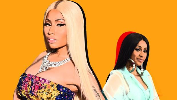 Ai cũng muốn có một cô bạn thân như Ariana Grande: Lên tiếng bảo vệ Nicki Minaj trước hàng triệu khán giả Coachella  - Ảnh 2.