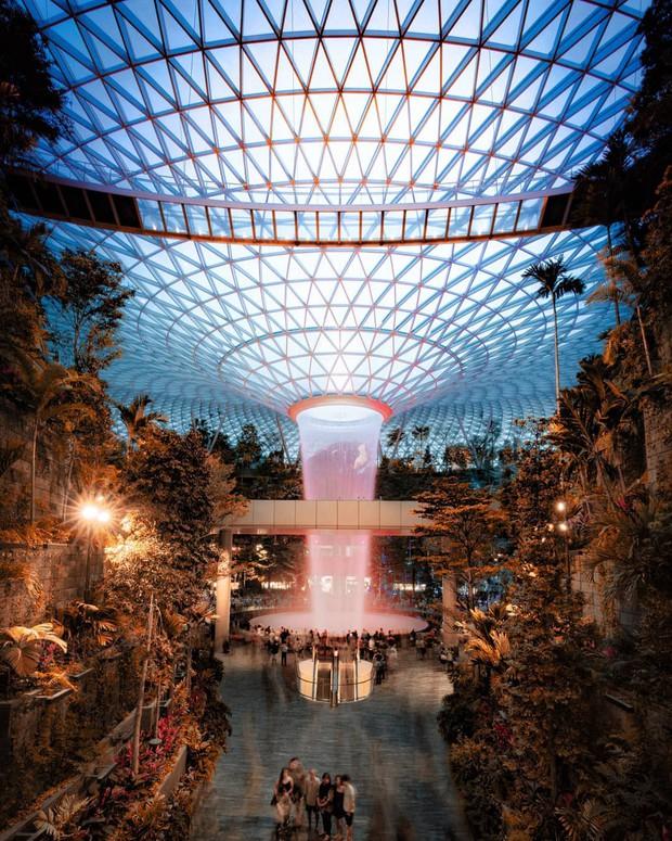 Vừa mới khai trương, khu phức hợp Jewel tại sân bay Changi - Singapore đã chiếm trọn spotlight trên MXH - Ảnh 12.