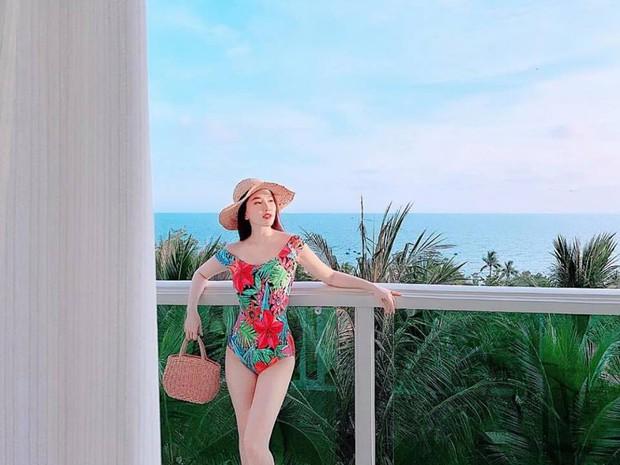 Sao Vbiz người du lịch nghỉ dưỡng, người dành cả kỳ nghỉ lễ để ở bên một nửa yêu thương - Ảnh 6.