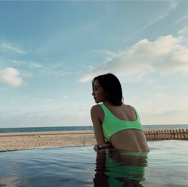 Sao Vbiz người du lịch nghỉ dưỡng, người dành cả kỳ nghỉ lễ để ở bên một nửa yêu thương - Ảnh 10.
