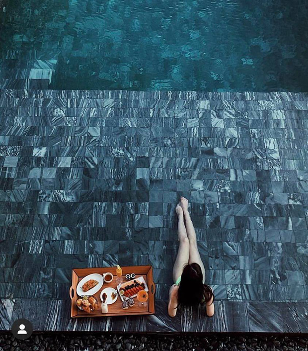 Sao Vbiz người du lịch nghỉ dưỡng, người dành cả kỳ nghỉ lễ để ở bên một nửa yêu thương - Ảnh 11.