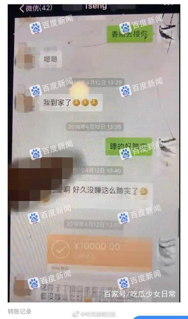 Thêm scandal ngoại tình gây sốc: Tài tử Hoan Lạc Tụng lộ chuyện tòm tem 2 tuần trước đám cưới? - Ảnh 2.