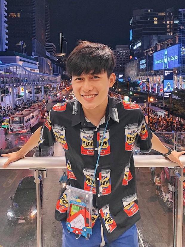 Đã mắt với loạt khoảnh khắc nóng bỏng của giới trẻ Việt tại lễ hội Songkran 2019 - Ảnh 7.
