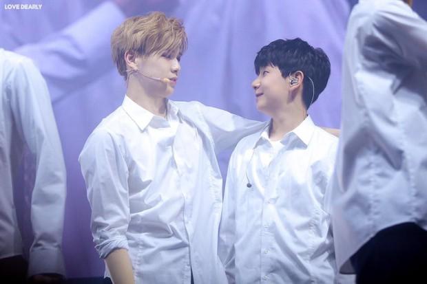 Cậu nhóc từng được Kang Daniel cõng trên lưng tại Produce 101 nay đã cao đến... 1m83! - Ảnh 1.