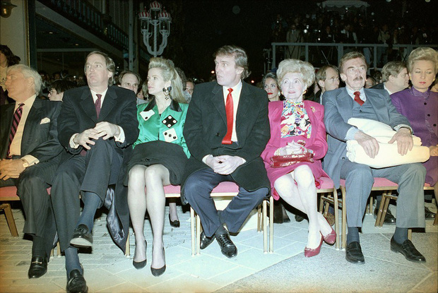 Hé lộ về 4 anh chị em của Tổng thống Trump: Đều có sự nghiệp lẫy lừng, riêng một người chết vì nghiện rượu - Ảnh 3.