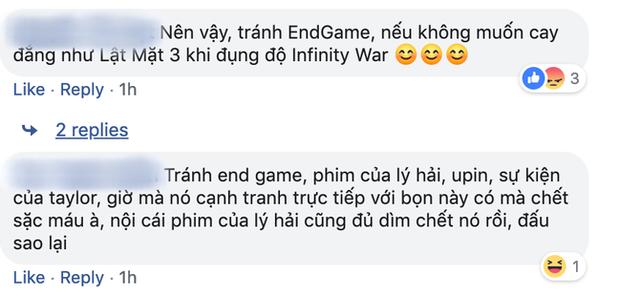 Thiên Linh Cái thông báo hoãn chiếu, khán giả đồ rằng Chắc muốn tránh đối đầu Avengers: End Game - Ảnh 6.