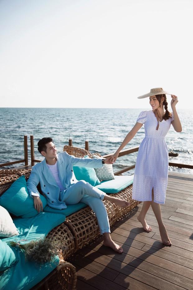 Cận ngày trọng đại, Lê Hà tung trọn bộ ảnh cưới lãng mạn chẳng kém phim Hàn cùng hôn phu điển trai - Ảnh 6.