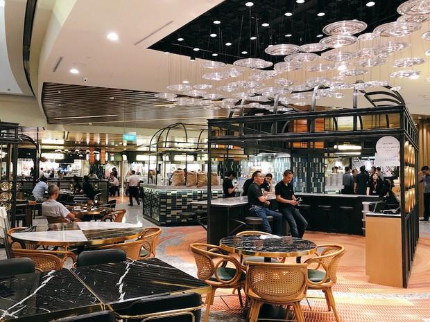 Vừa mới khai trương, khu phức hợp Jewel tại sân bay Changi - Singapore đã chiếm trọn spotlight trên MXH - Ảnh 8.