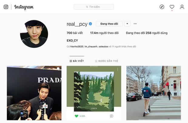 Chỉ mất 10 tháng, Lisa (Black Pink) đã lật đổ Chanyeol (EXO) để lên ngôi bà hoàng Instagram của Kpop! - Ảnh 4.