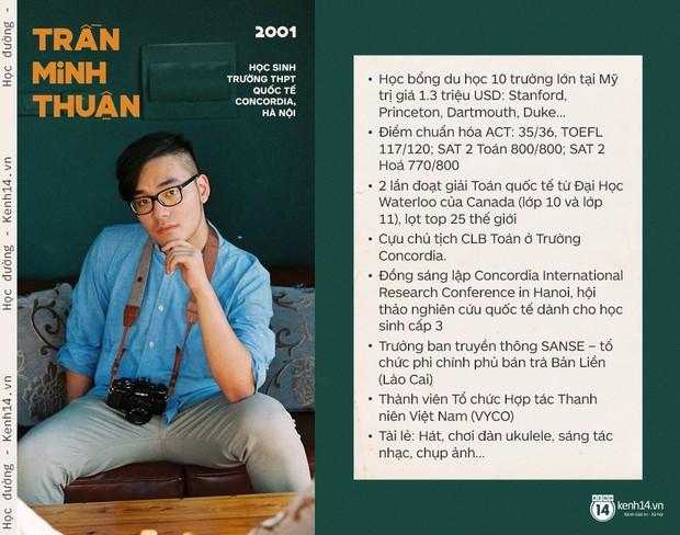 Nam sinh 2001 nhận học bổng du học Mỹ lên đến 1,3 triệu USD với giấc mơ cải tạo môi trường Việt Nam - Ảnh 1.
