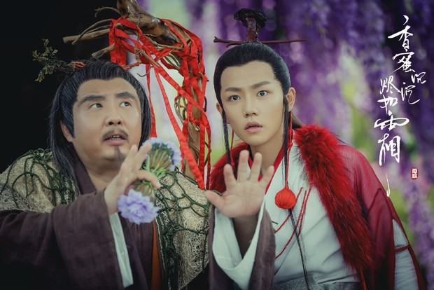 Hồ ly nam Hoa Ngữ: Người mắt đỏ như máu, kẻ nanh nhọn như ma cà rồng lịch kiếp - Ảnh 14.