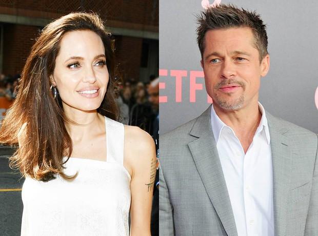 Mới chính thức ly dị được 2 ngày, Angelina Jolie đã có hành động phũ phàng nhằm đoạn tuyệt hoàn toàn với Brad Pitt - Ảnh 1.