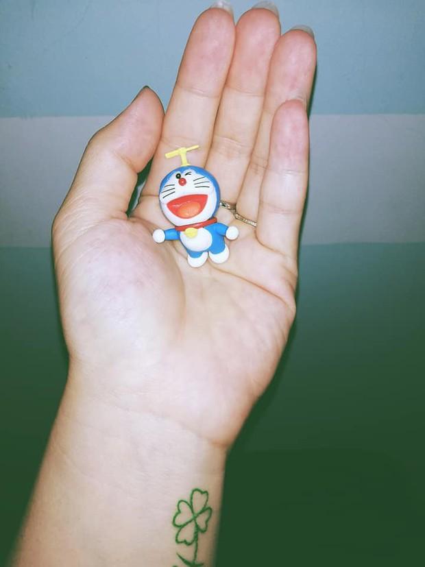 Cô gái dành cả thanh xuân để sưu tập Doraemon mặc cho gia đình và bạn bè giục lấy chồng - Ảnh 3.