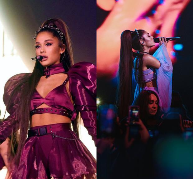 """Kết thúc tuần đầu tiên Coachella 2019, có lẽ Ariana Grande cảm thấy """"nuối tiếc"""" vì vài điều này đây - Ảnh 1."""
