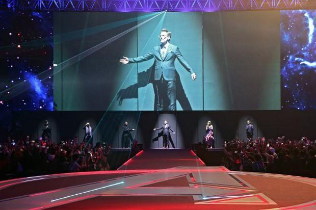 Choáng với cảnh tượng dàn sao Avengers đến Hàn: Quy mô khủng như concert, khiến idol Kpop cũng phải kiêng dè - Ảnh 5.