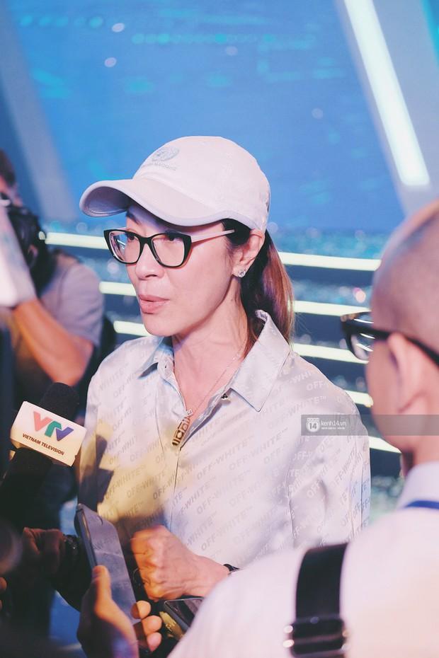 Phỏng vấn siêu sao thế giới Dương Tử Quỳnh: Tiết lộ hiếm hoi về bom tấn Avatar 2, mong cùng hôn phu du lịch Việt Nam - Ảnh 7.