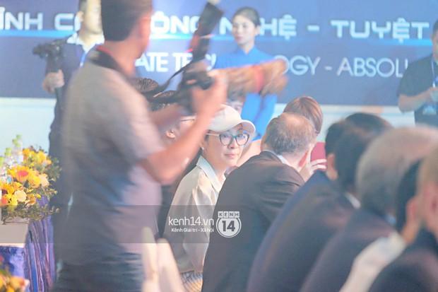 Siêu sao Crazy Rich Asians Dương Tử Quỳnh rạng rỡ bên chồng quyền lực, Min và Erik cực nhiệt tại sự kiện ở Hà Nội - Ảnh 12.
