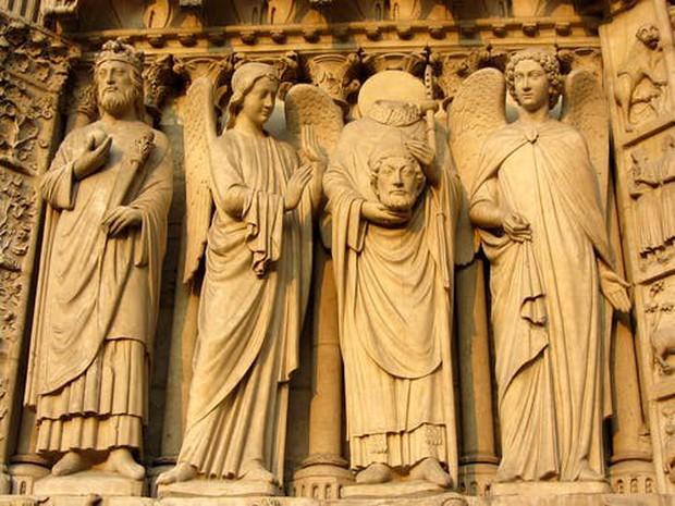 Sửng sốt với 8 bí mật về Nhà thờ Đức Bà Paris: Điều thứ 3 khiến không ít người nổi da gà! - Ảnh 5.