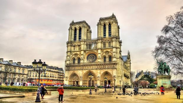 Ngoài việc 850 năm tuổi, Nhà thờ Đức Bà Paris còn chứa nhiều sự thật khiến toàn thế giới phải xót xa - Ảnh 6.