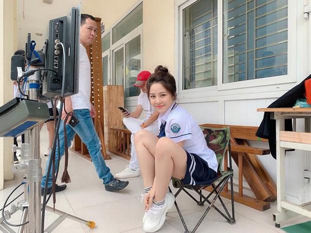 Hot girl Trâm Anh bất ngờ bị hủy vai trong phim sitcom Siêu Quậy dù đoàn phim lỗ cả trăm triệu đồng - Ảnh 2.
