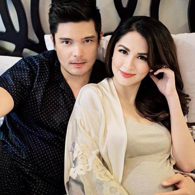 Cơn sốt vợ chồng mỹ nhân đẹp nhất Philippines: Yêu tựa phim, cưới như hoàng gia, 2 thiên thần nhỏ vừa ra đời đã quá nổi - Ảnh 2.