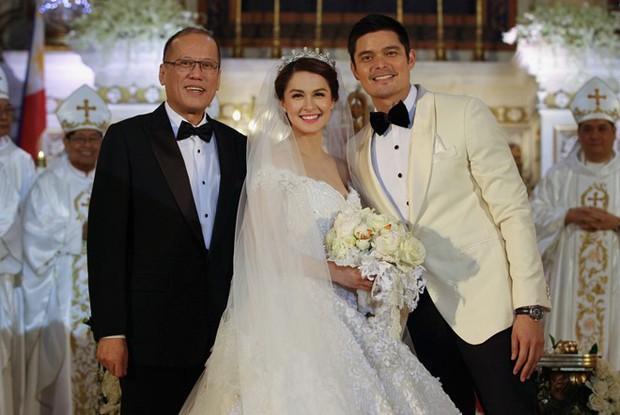Cơn sốt vợ chồng mỹ nhân đẹp nhất Philippines: Yêu tựa phim, cưới như hoàng gia, 2 thiên thần nhỏ vừa ra đời đã quá nổi - Ảnh 13.