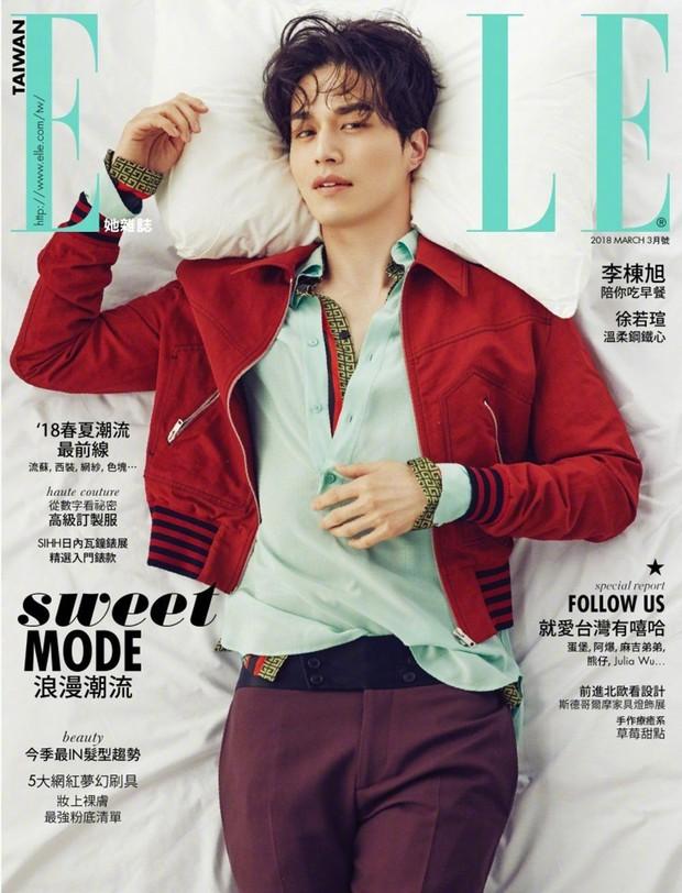 """V (BTS) vượt mặt mặt mọi soái ca Trung, Thái giành danh hiệu """"Sao nam có gương mặt thời trang nhất châu Á"""" - Ảnh 12."""
