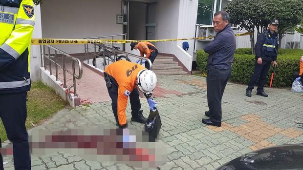 Bị chậm lương, người đàn ông điên cuồng phóng hoả, giết 5 người trong khu chung cư - Ảnh 1.