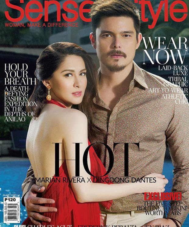 Cơn sốt vợ chồng mỹ nhân đẹp nhất Philippines: Yêu tựa phim, cưới như hoàng gia, 2 thiên thần nhỏ vừa ra đời đã quá nổi - Ảnh 1.