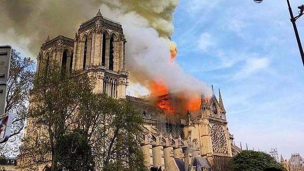 Notre Dame hay câu chuyện về quan điểm cá nhân và quyền phán xét - Ảnh 3.