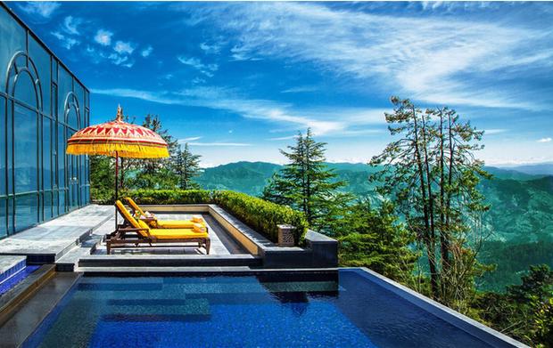 Top bể bơi vô cực đẹp nhất châu Á: Một khách sạn ở Cam Ranh được vinh danh, không thua kém đại diện từ Bali hay Maldives - Ảnh 10.